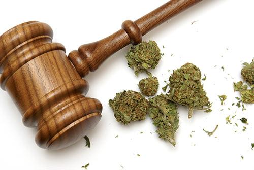 Rechtslage von Cannabis und Cannabisprodukten weltweit